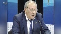 Deputat: 'Bir qrup nəşəli, içkili, hakimiyyətdən narazı adam baş qaldırıb'