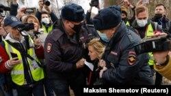 Задержания в Покрове, Россия