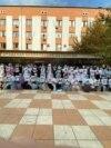 Коллектив 1-й гор больницы Махачкалы