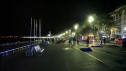 Amaterski snimak napada u Nici
