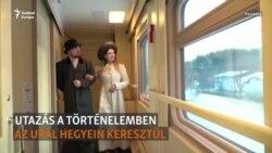 Orosz történelem a síneken - a cári család utolsó tragikus útján