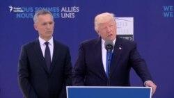 Трамп об угрозе НАТО со стороны России