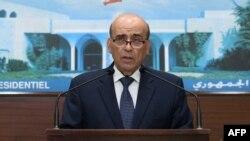 Либанскиот претседател Мишел Аун