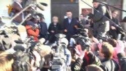 Комментарий Навального после второго дня суда