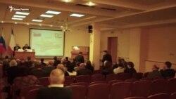 В Крыму провели «международный круглый стол» украинских диаспор (видео)