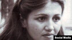 Mariana Marin (1956-2003), imagine de arhivă