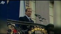 Вацлав Гавел, экс-президент Чехии