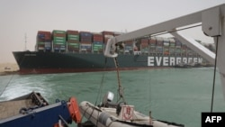 The world's shipping companies shuddered when the Ever Given cargo ship brought Suez Canal traffic to a standstill last week. Russia, however, saw a marketing opportunity.