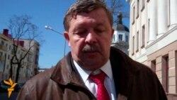 Калякін пра суд у Віцебску