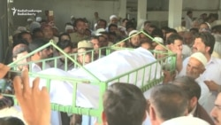 Funeral For Pakistan Student Lynched Over Blasphemy Allegation