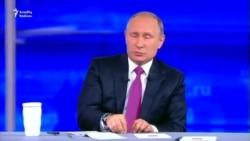 """Putin:""""Krım olmasaydı da Rusiyanı saxlamaq üçün başqa şey fikirləşəcəkdilər"""""""