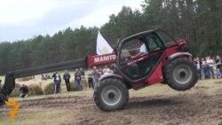 Death-Defying Tractor Treat