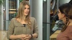 În direct de la Strasbourg: Eva Kaili