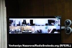 Суд у режимі відеоконференції