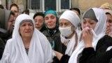 Маросими видоъ бо Фотима Ғуломова