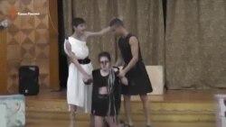 Україномовна постановка спровокувала закриття студії в Сімферополі (відео)