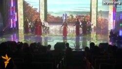 В Симферополе прошел финал детского конкурса «Татлы сес»
