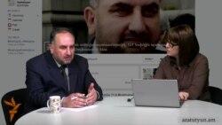 Ֆեյսբուքյան ասուլիս Մյասնիկ Մալխասյանի հետ