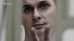 Олег Сенцов: в тюрьме учусь жить надеждой (видео)