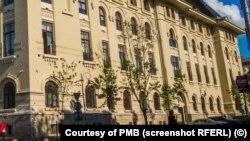 România - sediul Primăriei Municipiului București