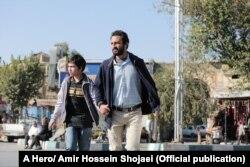 نمایی از فیلم «قهرمان» اصغر فرهادی