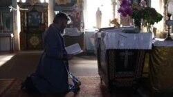 Кафедральному собору Сімферополя подарували ікону на свято Покрови (відео)