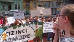«Ні!» новому закону про перебування іноземців у Чехії – акція