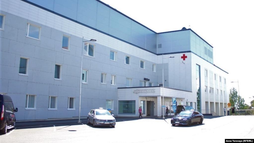 Центральная больница г. Йоэнсуу