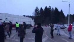 Столкновения в Волоколамске