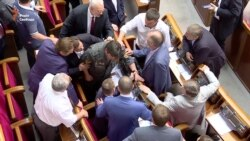 Депутати ухвалили амністію для добровольців (відео)