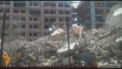 «Միլանո»-ի շենքը քանդել են