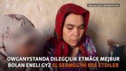 """""""Türkmenler bize kömek etdiler"""""""