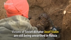 Stalin's Victims Still Being Found 80 Years After Great Terror