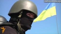 Украінскія сілавікі кантралююць блёкпасты вакол Славянску