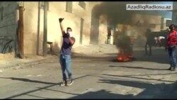 İsrail polisi ilə fələstinli gənclər arasında qarşıdurma olub