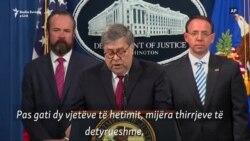 Barr: Nuk ka pasur bashkëpunim Trump-Rusi