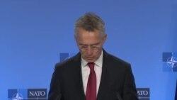 Conferința de presă Stoltenberg-Dodon la sediul NATO