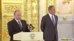 Պուտինը դիմեց Արևմուտքին, Յացենյուկը՝ Ռուսաստանին