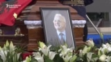 Funeral Service For Longtime Kosovar Dissident Held In Pristina