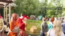 В Томске представили коллекцию смирительных рубашек