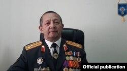 Замир Рысбеков.
