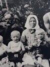 Семья Петренко до войны, 1938 год, Валерий еще не родился.