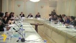 Баррасии муҳоҷират дар Шӯрои ҷамъиятии Тоҷикистон