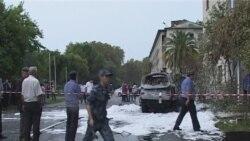 Еще один автомобиль был взорван в Сухуми