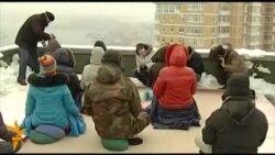 У Владивостоці активісти провели 12-годинну медитацію