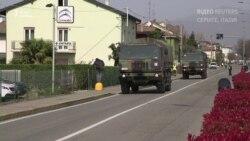 Відео поховання померлих від COVID-19 в Серіате, що в Італії