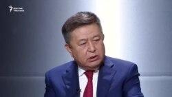 Турсунбеков: Атамбаевге жолуктум...