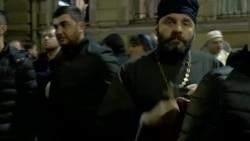 Proteste violente la Tbilisi, la premiera unui film cu subiect LGBT