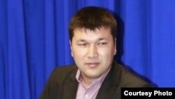 Журналист Аскар Тажиев