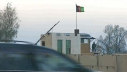 Taliban Militants Attack Air Base In Afghanistan